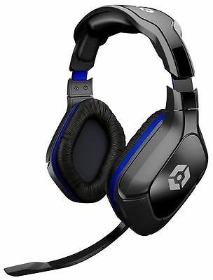 Gioteck Hc-1 Wireless Gaming Headset Ps4 Ps3 Xbox One Xbox 360 Pc Mac