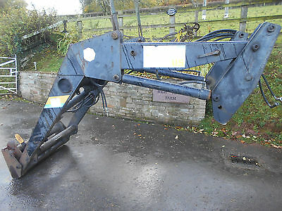 Quicke 3360 US Loader with 3rd Service and Hydraulic Valve Kit