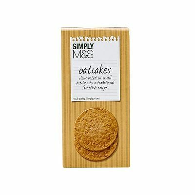 Marks & Spencer Oatcakes 300G