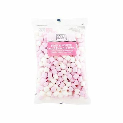 Marks & Spencer Mini Pink & White Marshmallows 125g