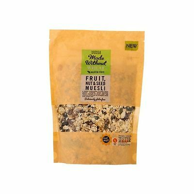 Marks & Spencer Made Without Wheat Fruit, Nut & Seed Muesli 500g