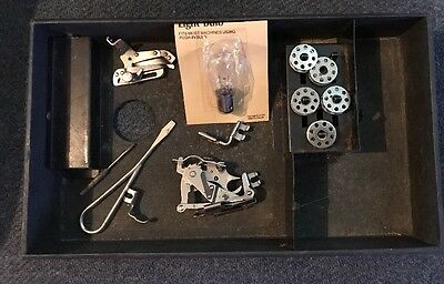 Original Lift Out Tray 4  Singer Featherweight 221 Sewing Machine Case & Access