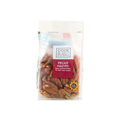 Marks & Spencer Pecan Halves 100g