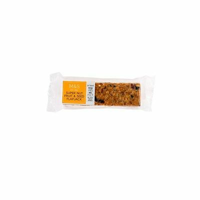 Marks & Spencer Super Nut Fruit & Seed Flapjack 68g
