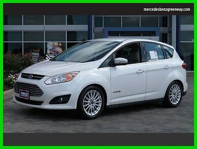 2013 Ford C-Max SEL 2013 SEL Used 2L I4 16V Automatic Front Wheel Drive Hatchback