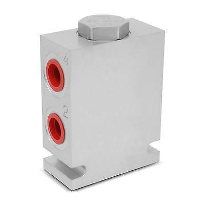 Hydraulic Pump Flow Divider / Combiner, 50:50, 2.5-10 GPM