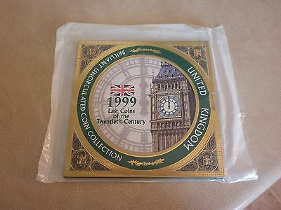Royal Mint 1999 United Kingdom Brilliant Uncirculated Coin Collection