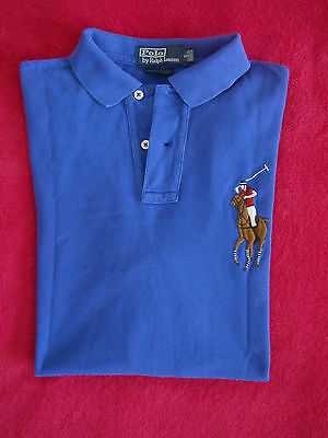 Polo manches longues RALPH LAUREN taille S