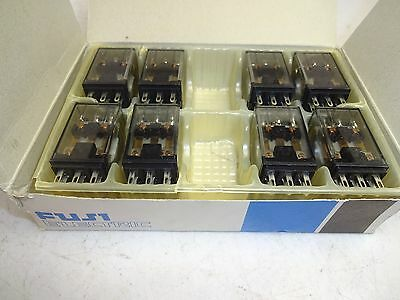 Fuji Electric Hh53P Miniature Industrial Relay Ac100 110V (Qty. 8)