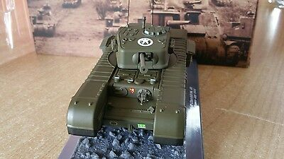 1/43 scale Combat Tank Collection #1