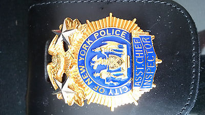 Collector Badge Nypd New York