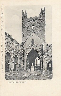 Postcard - Thomastown - Jerpoint Abbey