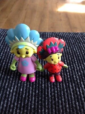 Fifi and the flowertots figures X2