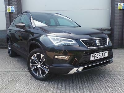 Seat Ateca 1.6 Tdi Ecomotive Se 5Dr - Black Magic