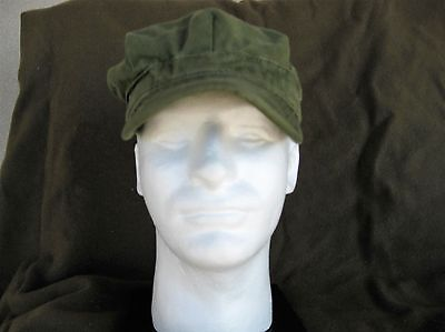 Original US WWII and/or KOREAN WAR Utility Cap HAT Size 7