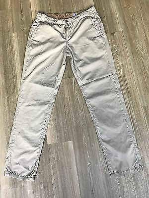Mens CP Company Lightweight Chinos In Size 50 EU (34 UK)