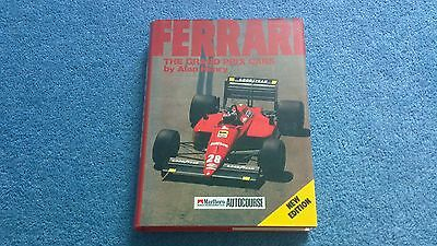Ferrari  The Grand Prix Cars by Alan Henry