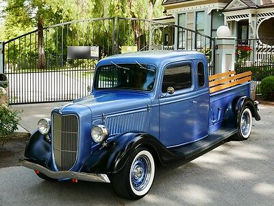 1936 Ford Other Pickups Extended Cab Pickup 1936 Ford Other Pickups Extended Cab Pickup