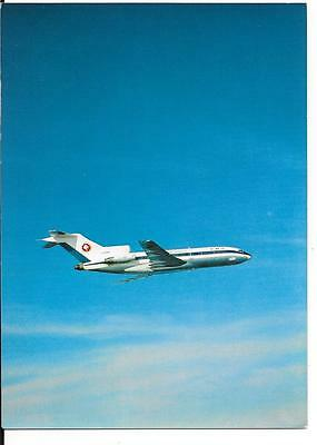 Airline issue postcard-ANA All Nippon Japan  B727 aircraft