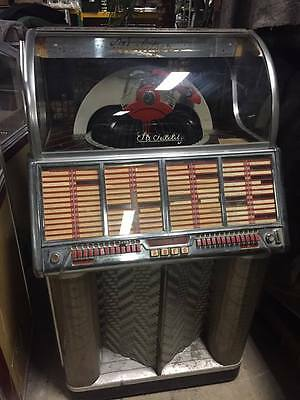 Wurlitzer 1700 jukebox 1954