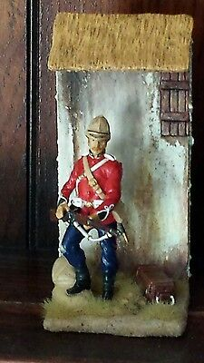 Zulu Wars 1879 British 24Th Foot At Rorke's Drift Painted By Beneito Miniatures