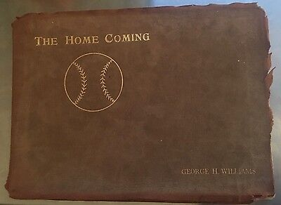 The Home Coming Chicago White Sox New York Giants 1913-14 World Trip VERY RARE