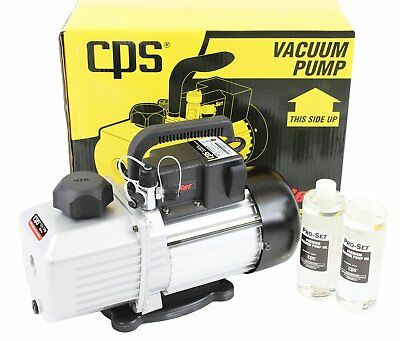 HFS Cps Vps12Du 12 Cfm 2 Stage Ignition Proof Vacuum Pump