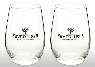 Fever Tree Glass New X 2
