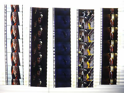 Mission Impossible.  Multipak 5 strips unmounted PK AD - B 016 35mm Rare strips