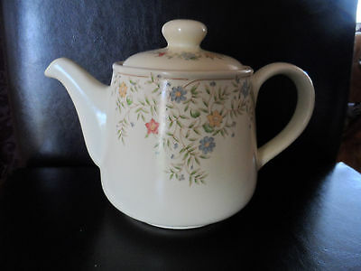BHS Country Garland Decorative Teapot