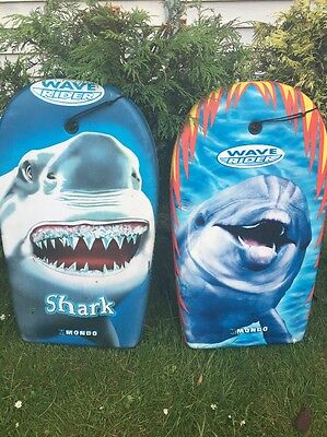 Kids Body Boards x2
