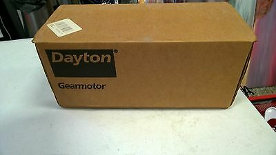 Dayton 1LPW5A DC Industrial GearMotor, HP 1/30,  VDC 0-90, 93 RPM, NEW
