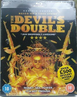 Brand New And Sealed ( The Devils Double ) Brilliant Action   Blu Ray Film