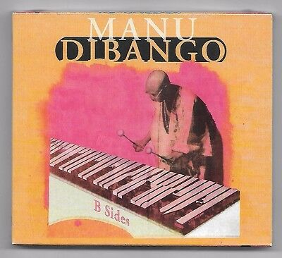 Double Cd / Manu Dibango - B Sides (Neuf Sous Cello)