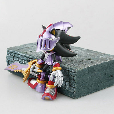 Sonic The Hedgehog Sonic Black Knight Sonic Action Figure Toy For Kids