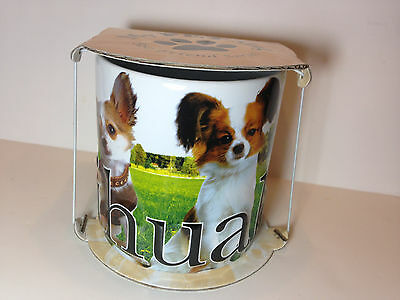 New Chihuahua Dog Coffee Cup Mug Raised Embossed 3D Large 18oz Puppy Gift Box