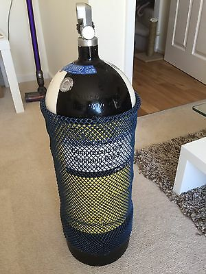 15 Litre O2 Cleaned Cylinder