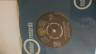 "ELTON JOHN ""It's Me That You Need"" Single - good condition - superb single"