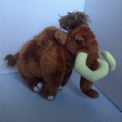 Manny Mammoth From Ice Age Soft Toy
