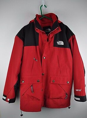 The North Face Gore Tex Jacket XL inside fleece lining/jacket vintage* awesome