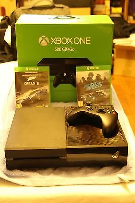 Xbox One 500 Gb + 3 Jeux