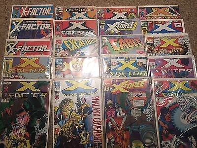 Large Marvel Comic collection
