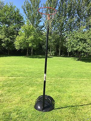Net 1 Adjustable Netball Post Perfect For Home Practice
