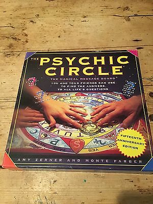The Psychic Circle Magical Ouija Message Board