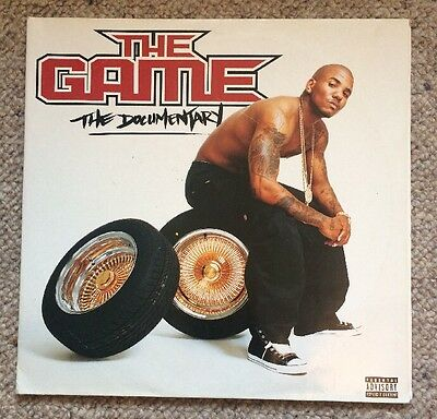 The Game - The Documentary - Gatefold LP - 0249864144