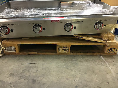 """Star Star-Max 648TF 48"""" Gas Griddle / Cook Top"""