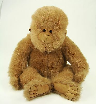 Gund Monkey Collectors Classic 1985 Plush Vintage
