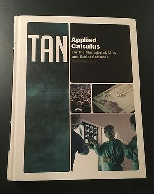 Applied Calculus: Ninth Edition TAN