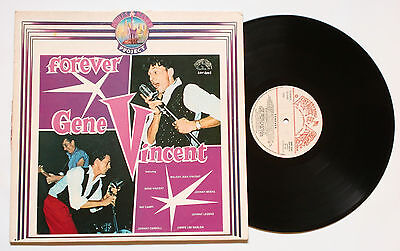 ★ FOREVER GENE VINCENT : Rai Campi, Johnny Legend, Johnny Carrol... (1987)