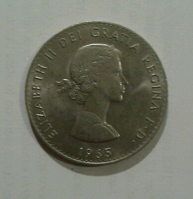 ***Winston Churchill Commemorative Coin 1965***